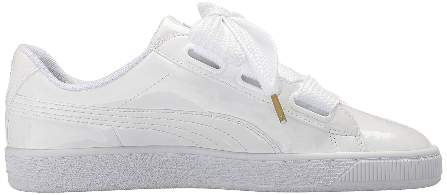 Puma Basket Heart side