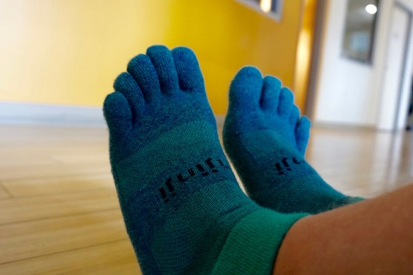an in-depth review of the best toe socks of 2018.