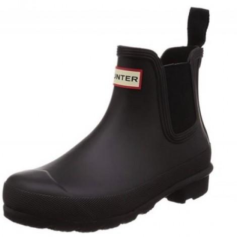 image of Chelsea Black Rain Boot best hunter boots