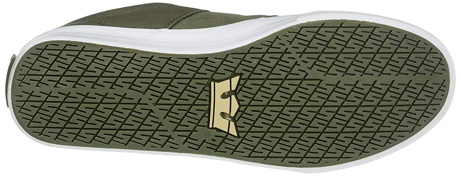 the Supra Stacks Vulc II shown from the bottom