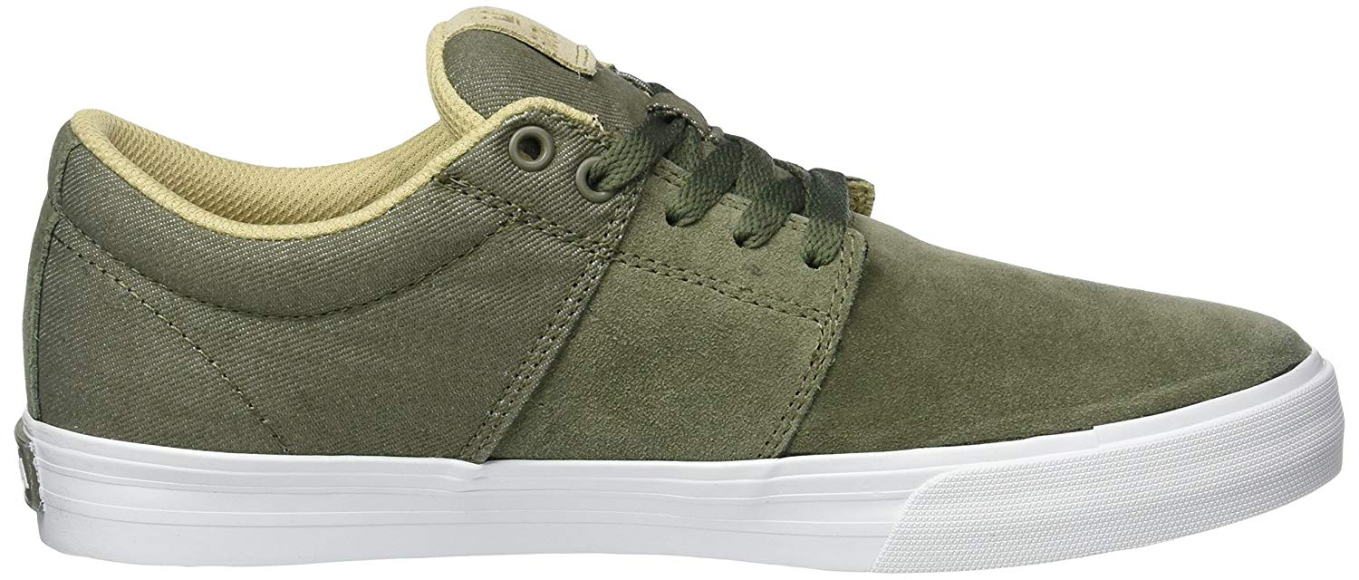 a right side view of the Supra Stacks Vulc II
