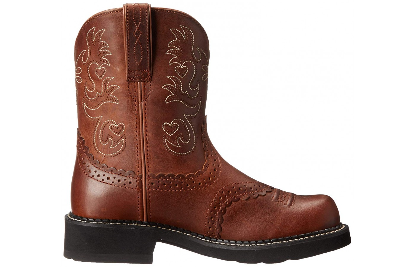 Ariat Fatbaby viewed from the right side