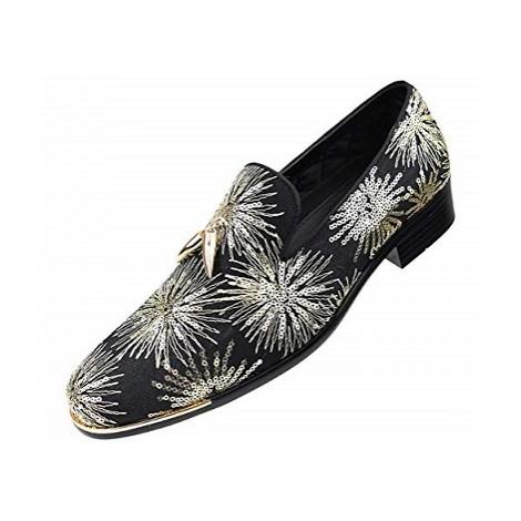 Amali Embroidered Slipper