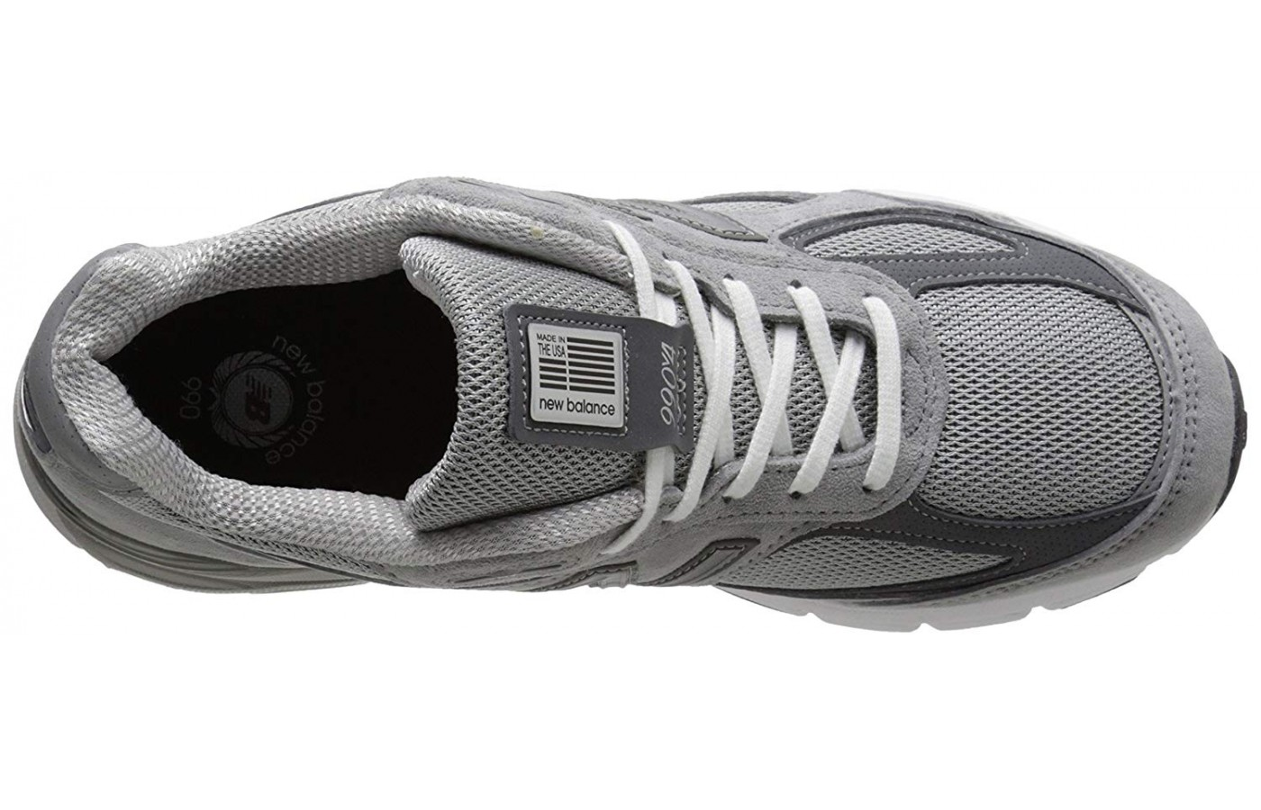 The New Balance 990v4 is good for overpronation