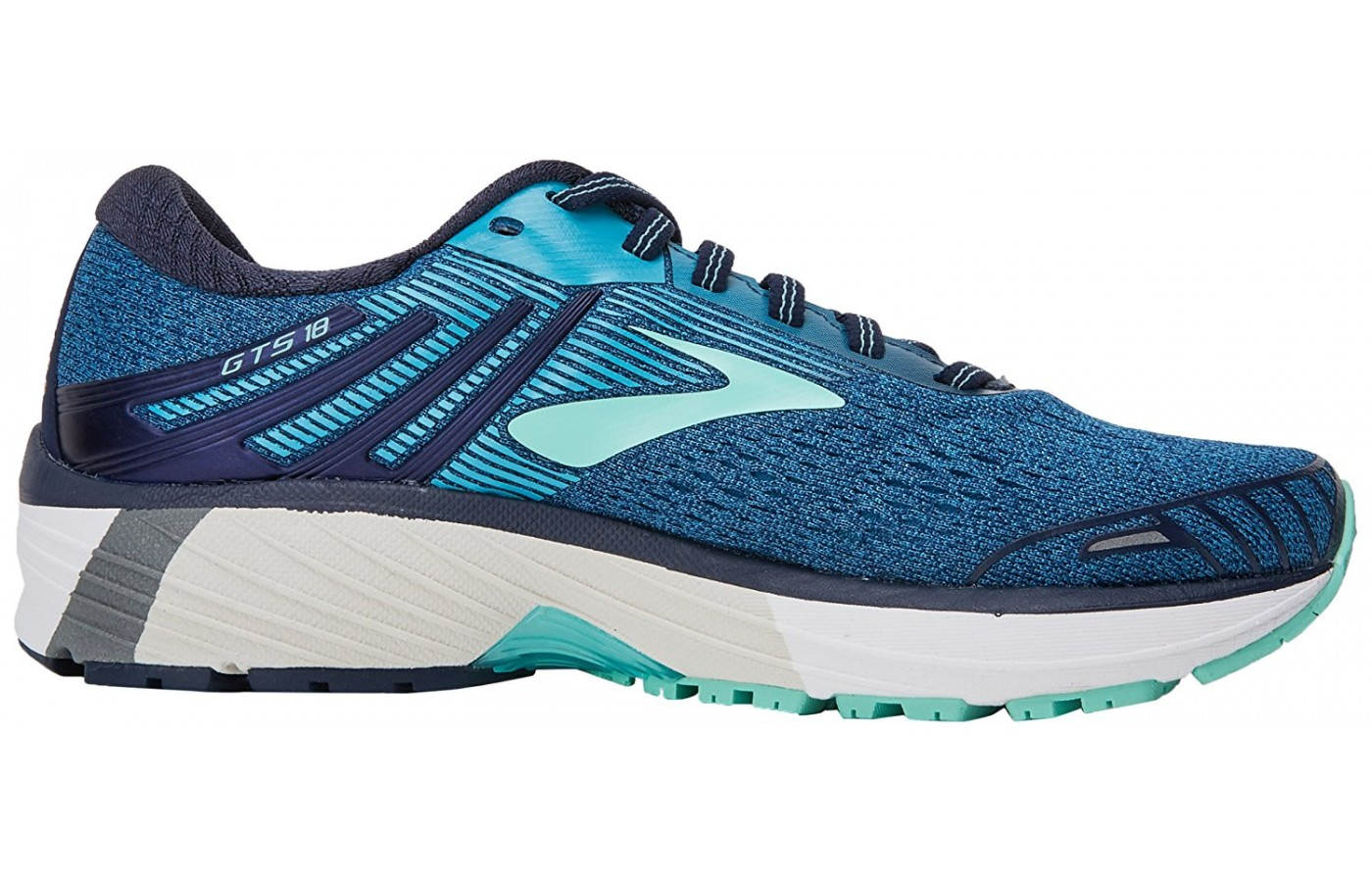 The Brooks Adrenaline GTS 18 is durable