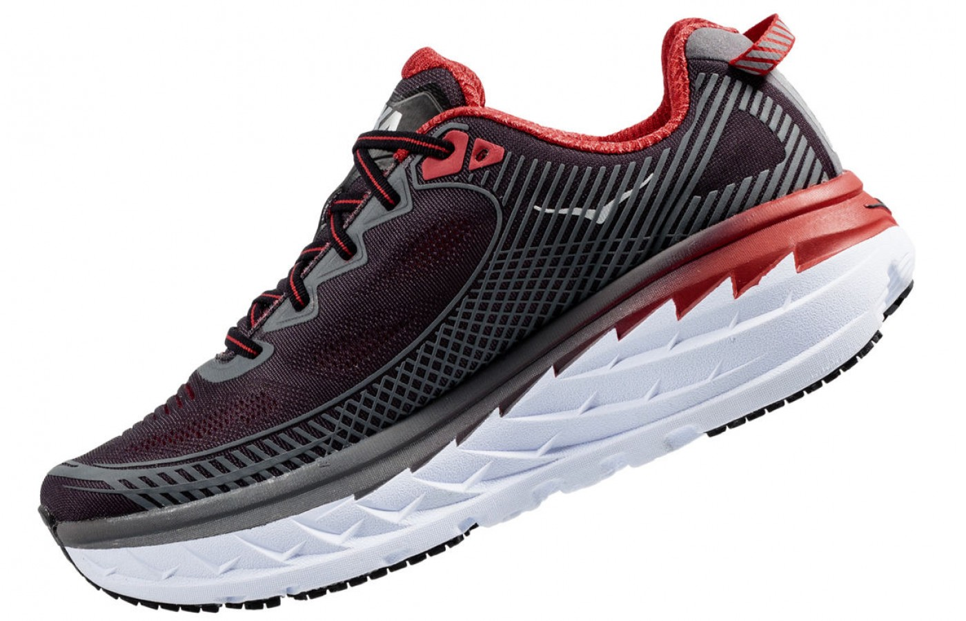 Hoka One One Bondi 5 tipped