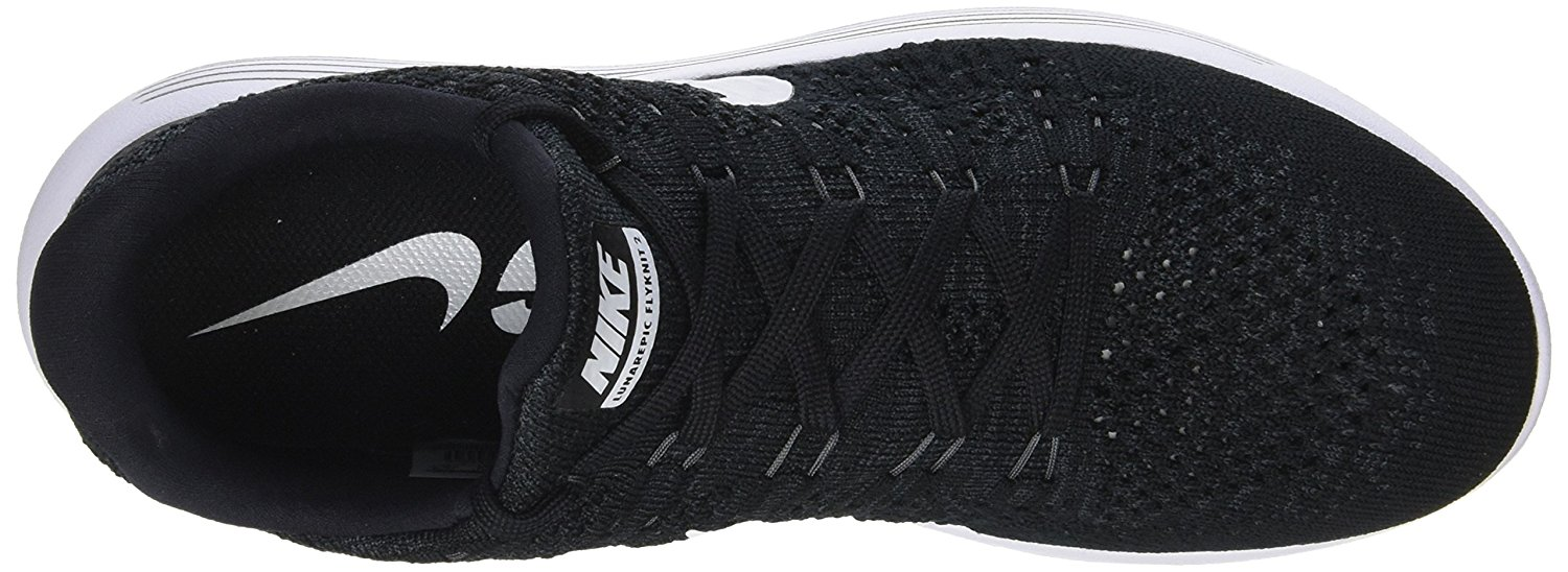 Top view of the new LunarEpic Low Flyknit 2