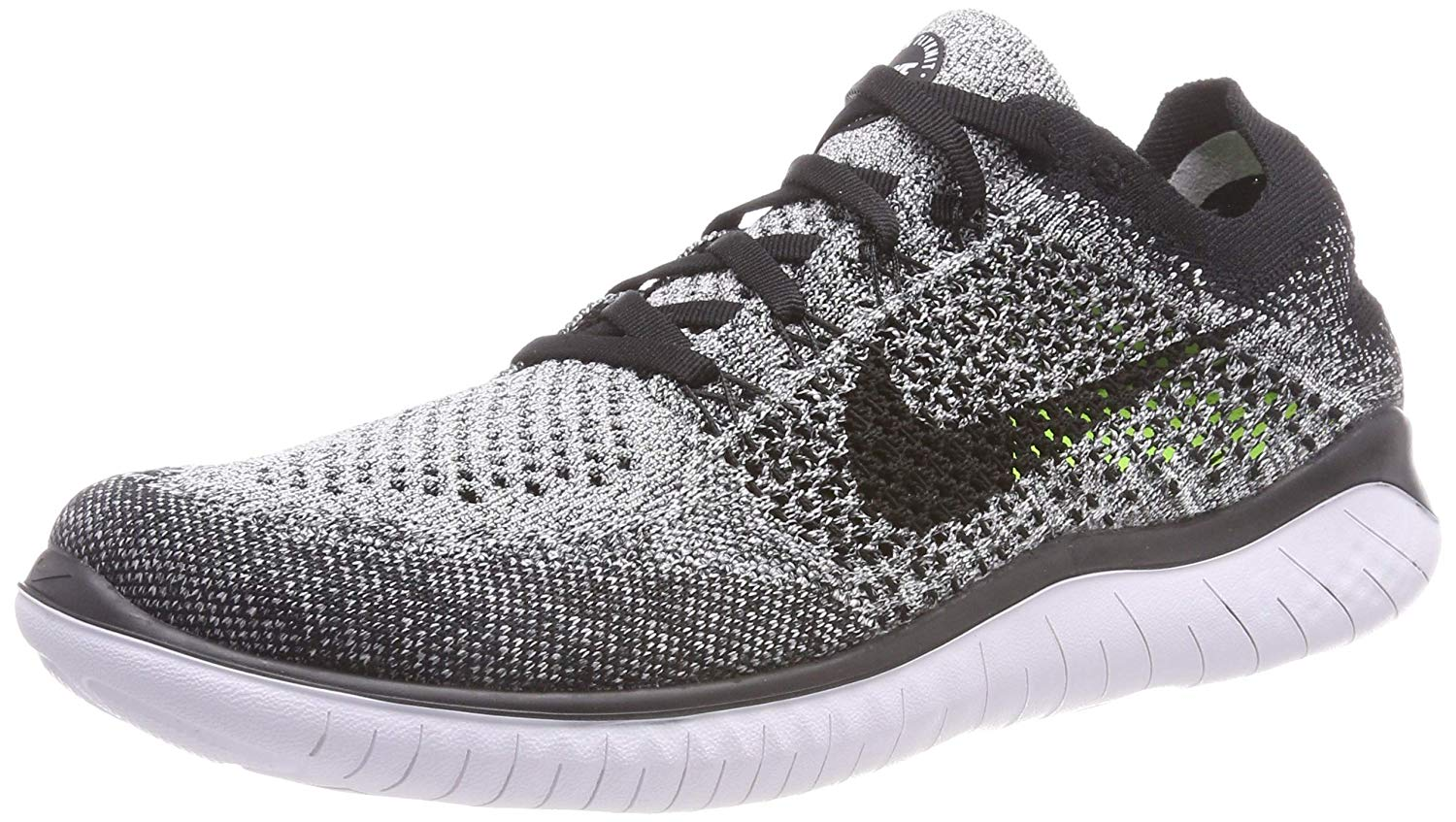 6dd276e8a Nike Free RN Flyknit 2019 Reviewed for Performance. Front  Heel  Sole   Upper  Side