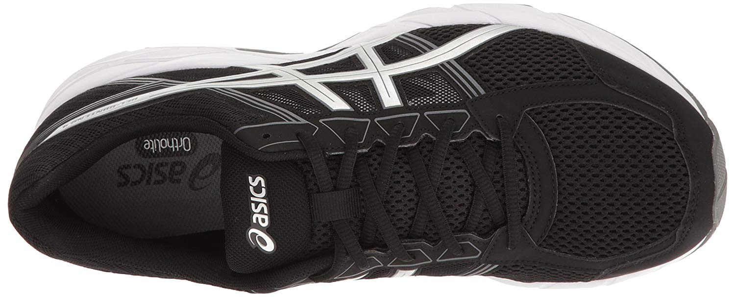 The Asics Gel Contend 4 top view