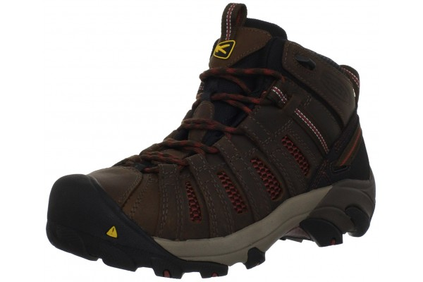 An in depth review of the Keen Utility Flint in 2018