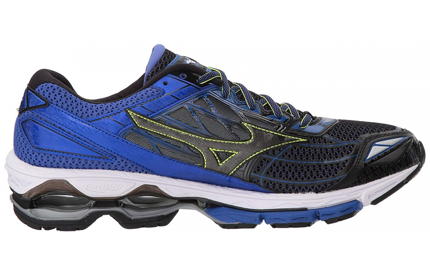 The Mizuno Wave Creation 19 right angle