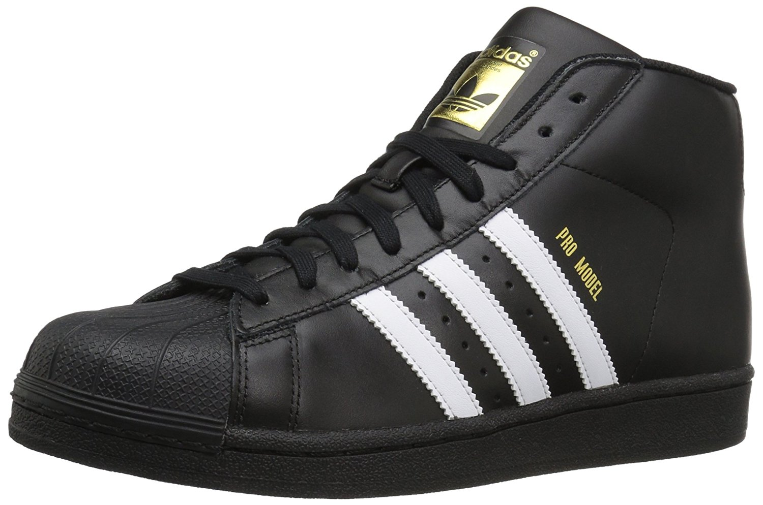 Adidas Pro Model Angled View