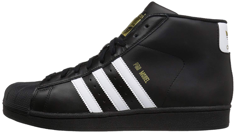 Adidas Pro Model Left Angle