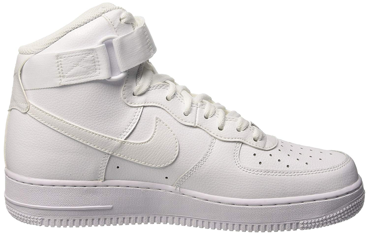reputable site 6c5d2 9209a Nike Air Force 1 High Top Review