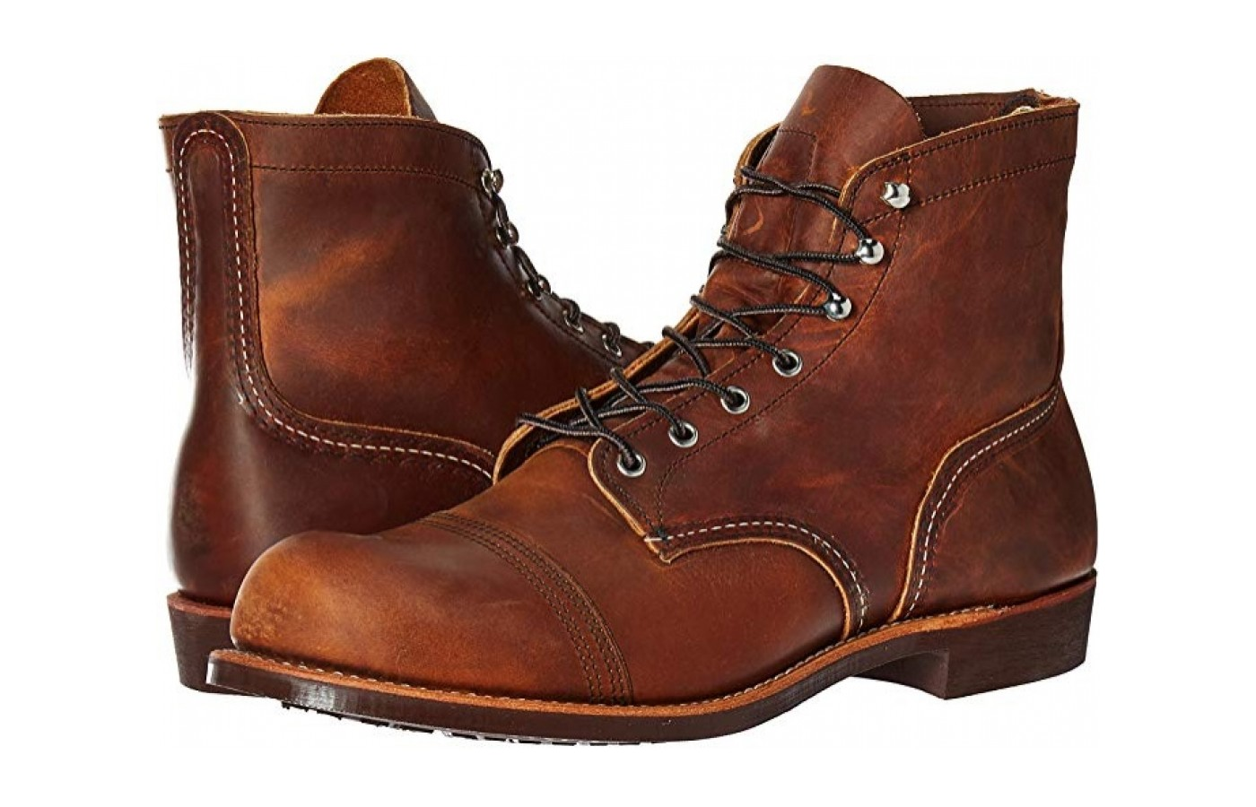 Red Wing Iron Ranger Quick Laces