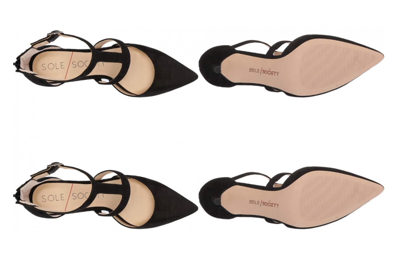 Sole Society Edelyn multiples top and bottom