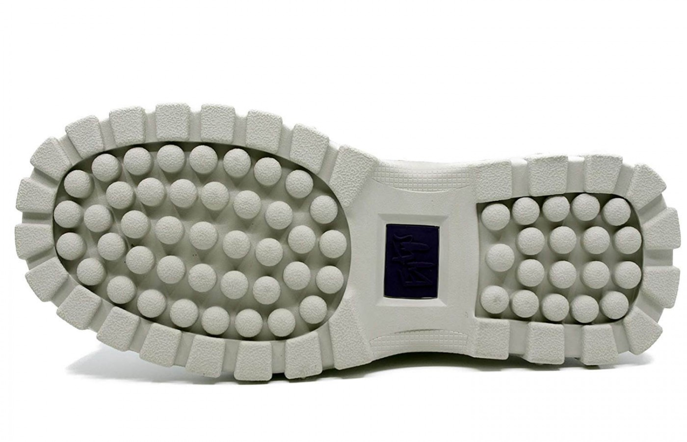 Outsole designed for great traction on the EYTYS Angel Patent White Sneakers