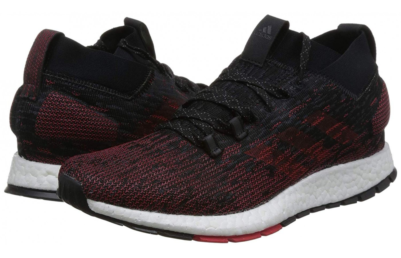 info for 86c7c 1fdbd Adidas Pureboost RBL angled perspective ...