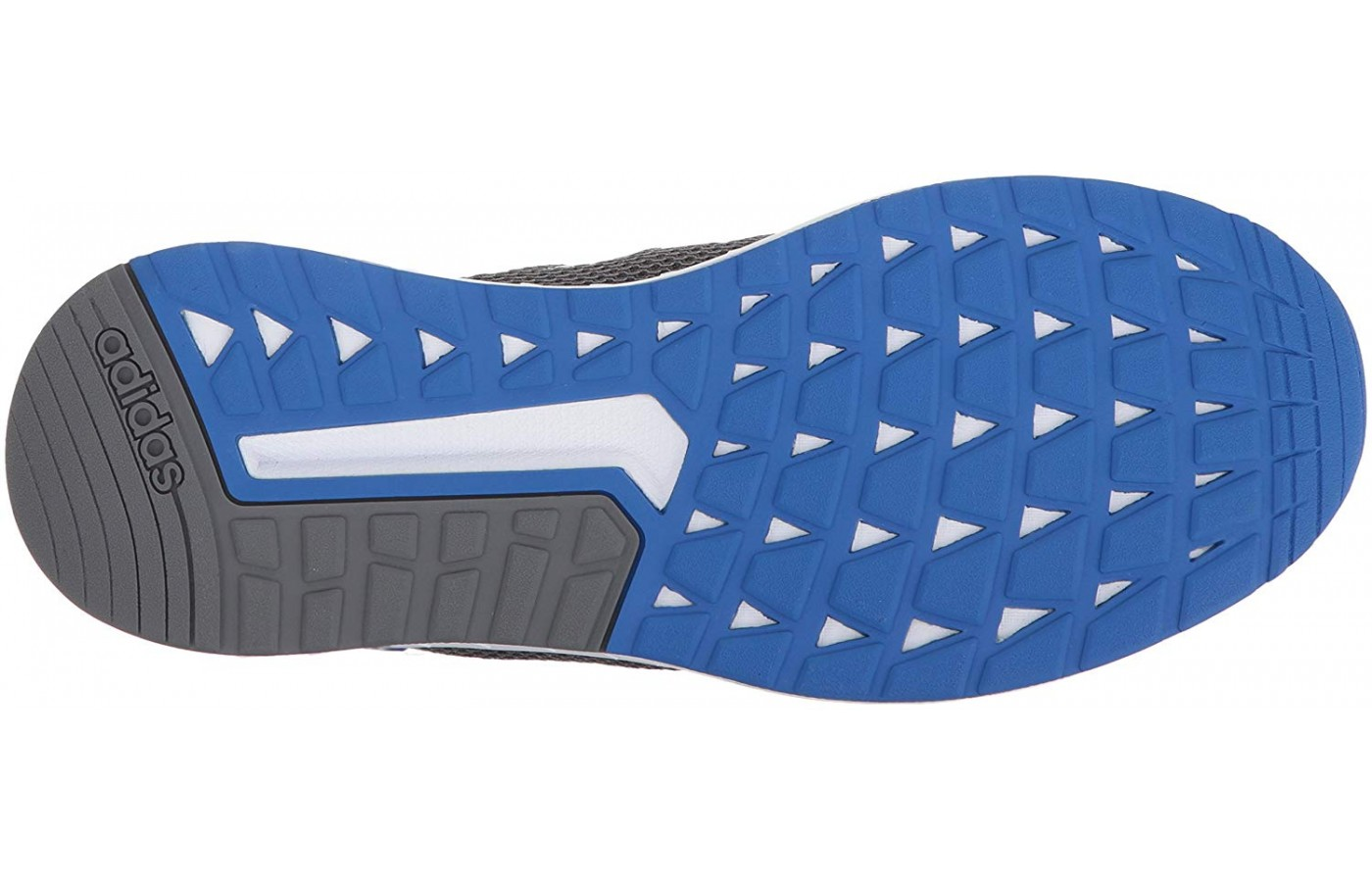 Adidas' Questar Ride offers a non-slip rubber sole for superior traction.