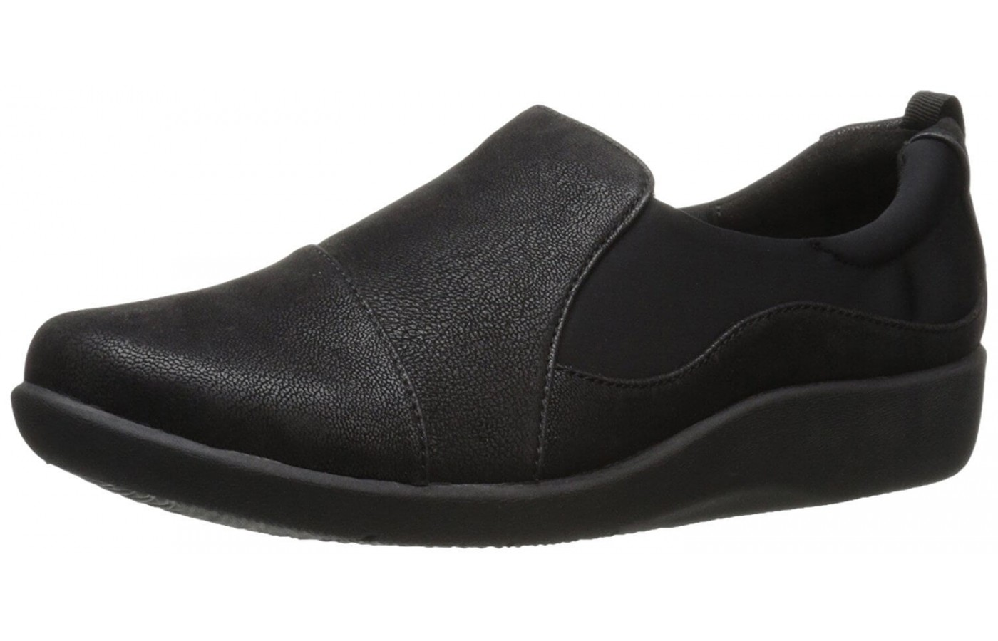 Clarks Sillian Paz Cloudstepper Angled View