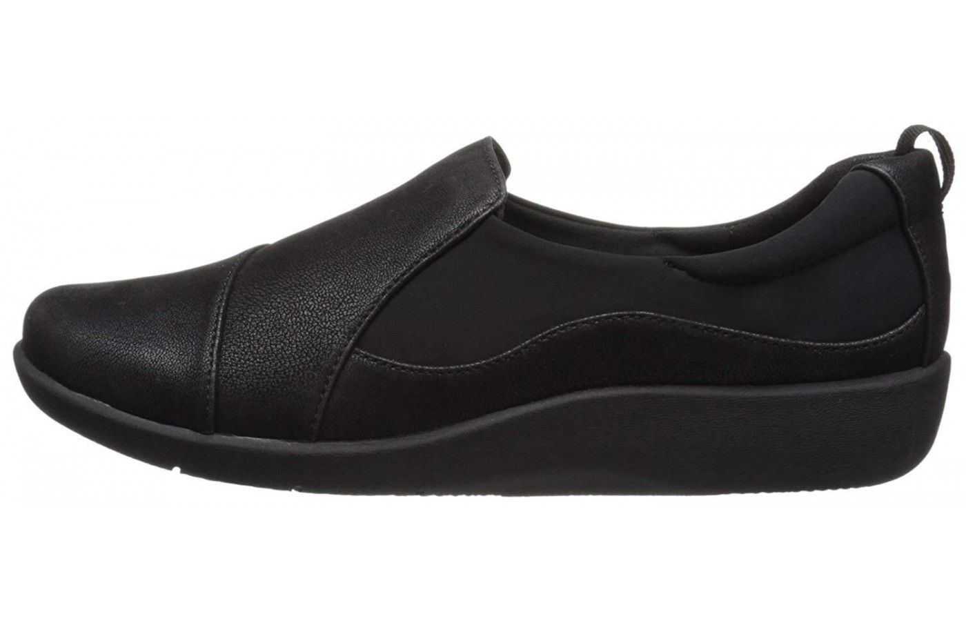 Clarks Sillian Paz Cloudstepper Left Angle