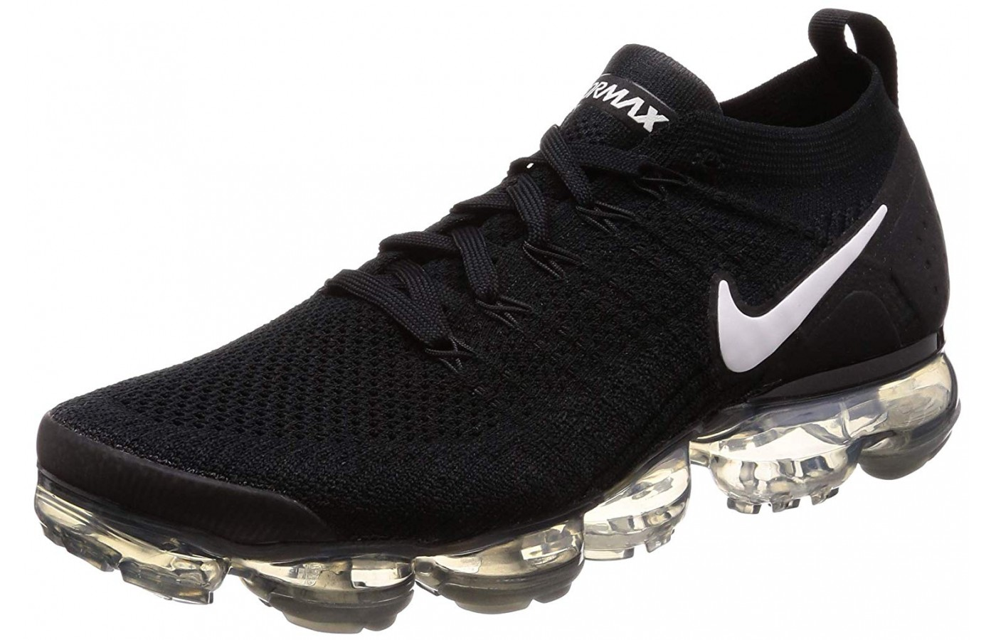 Nike Air VaporMax Flyknit 2 left side view