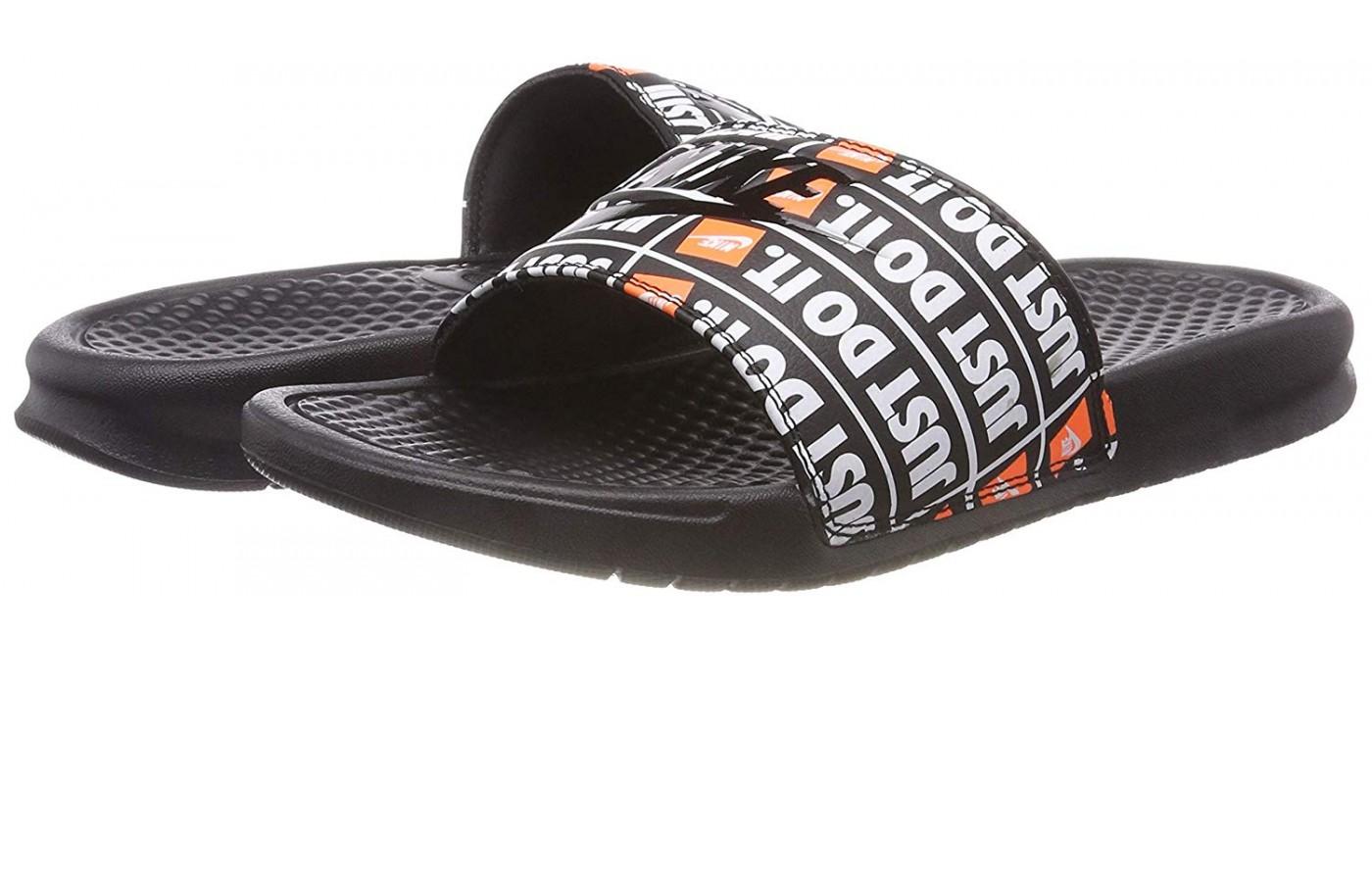official photos d8ea9 72513 ... Nike Benassi JDI Slide Pair ...