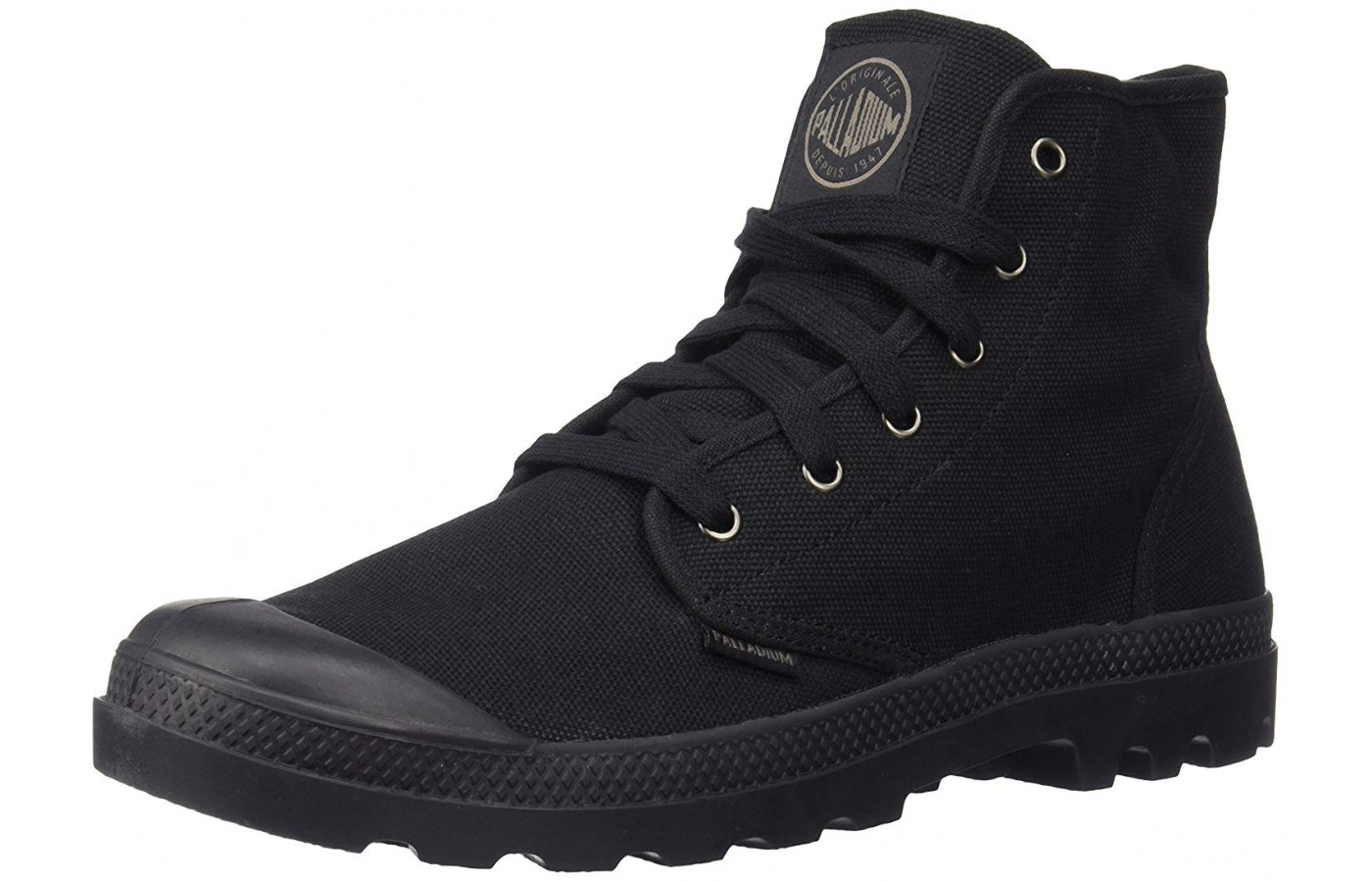 Palladium Pampa Hi from the left