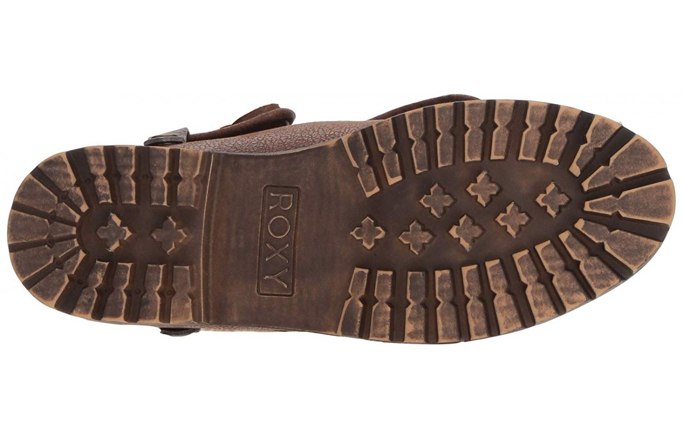 Lugged outsole