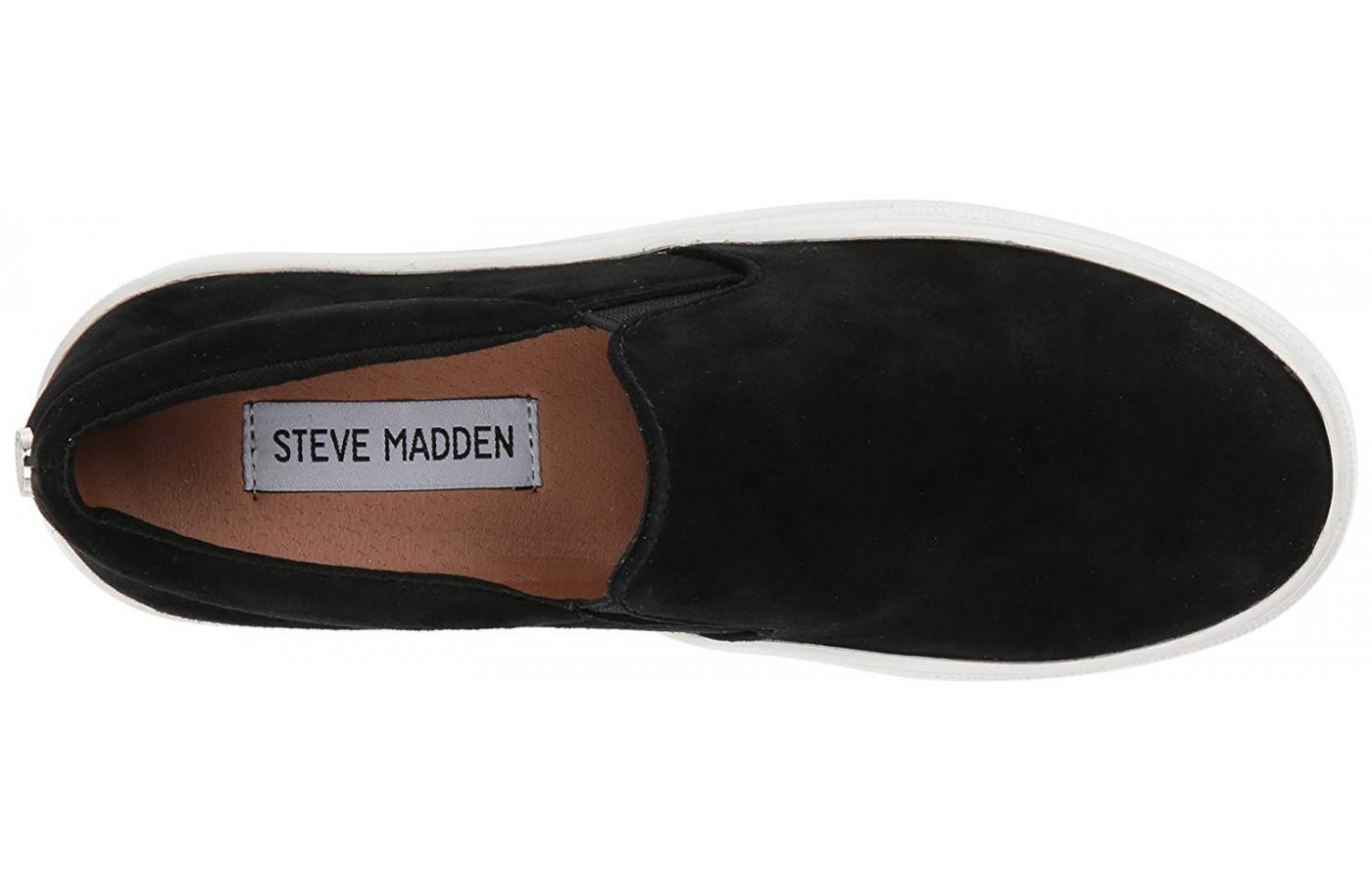 Steve Madden Gills Upper