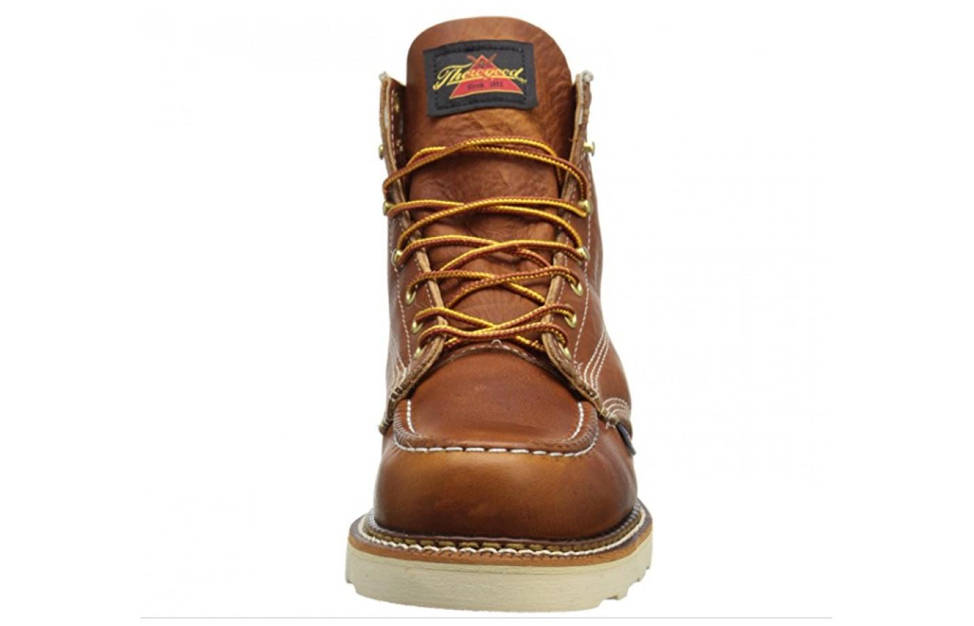 Thorogood American Moc Toe Boots Upper