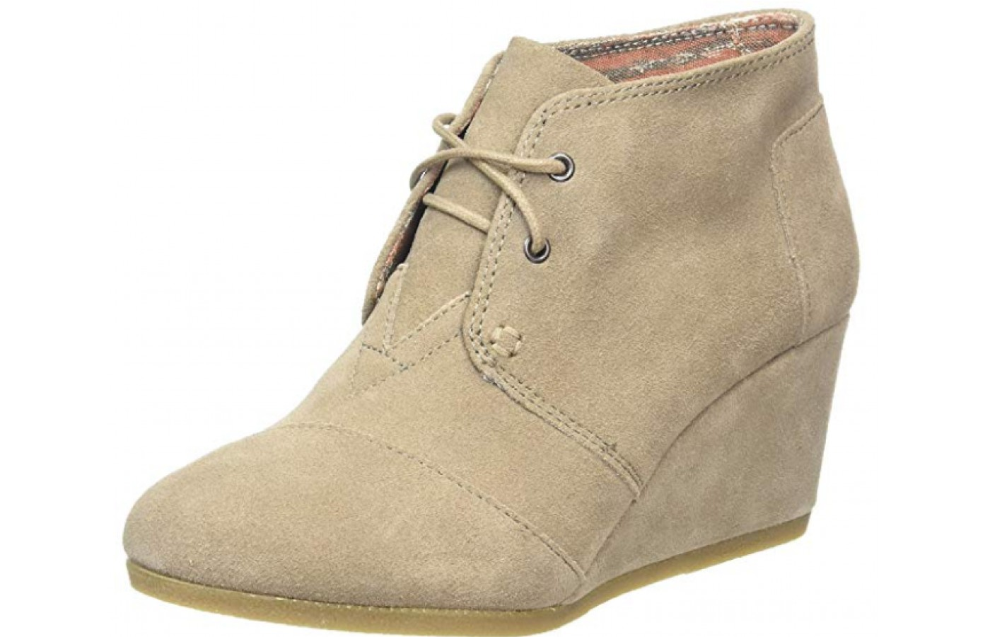 Toms Desert Wedge Side