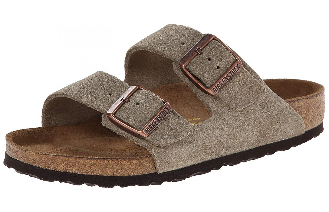 The two-strap upper of the Arizona is a favorite from Birkenstock.