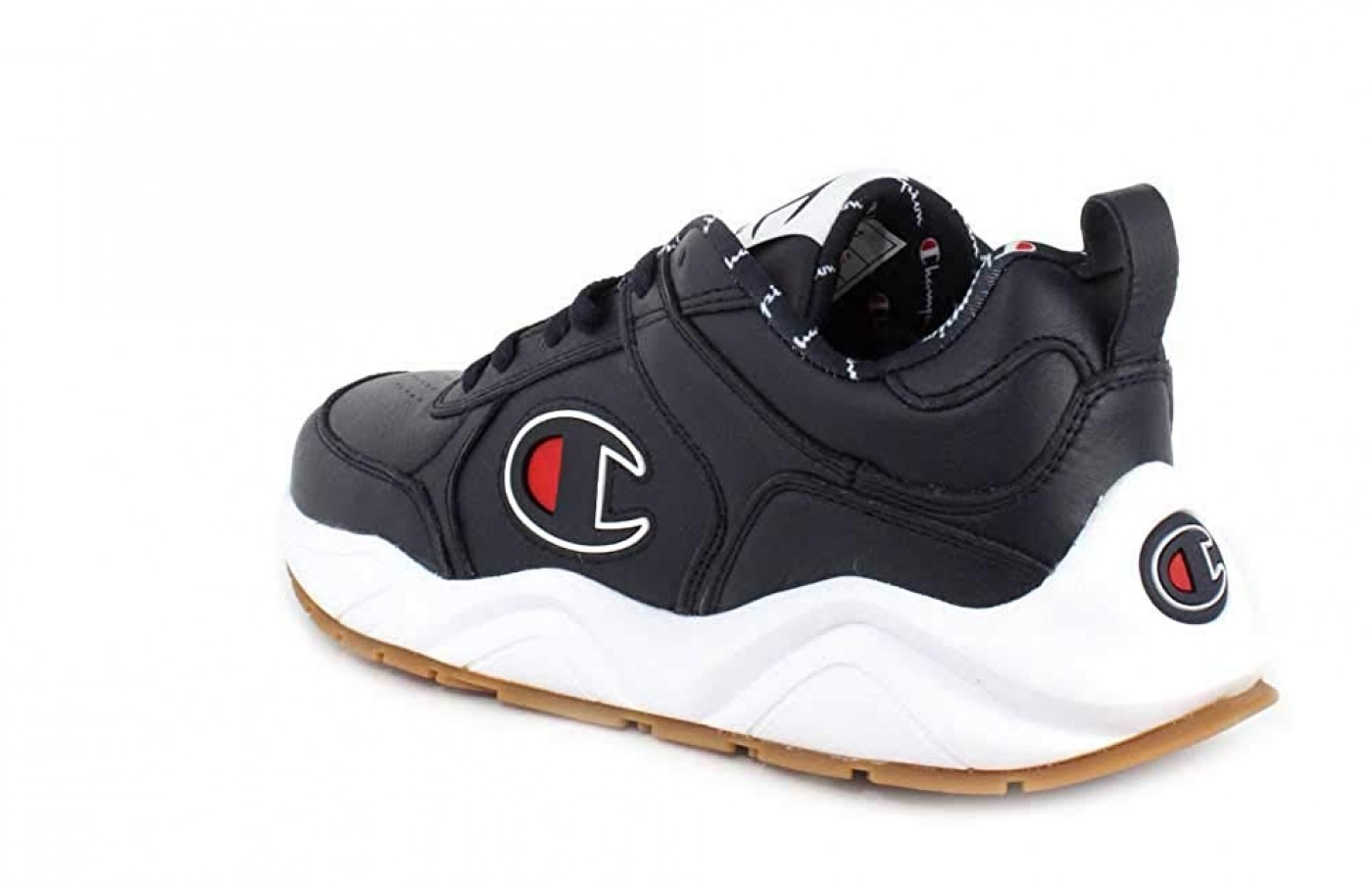 Champion 93 Eighteen Angled Outsole