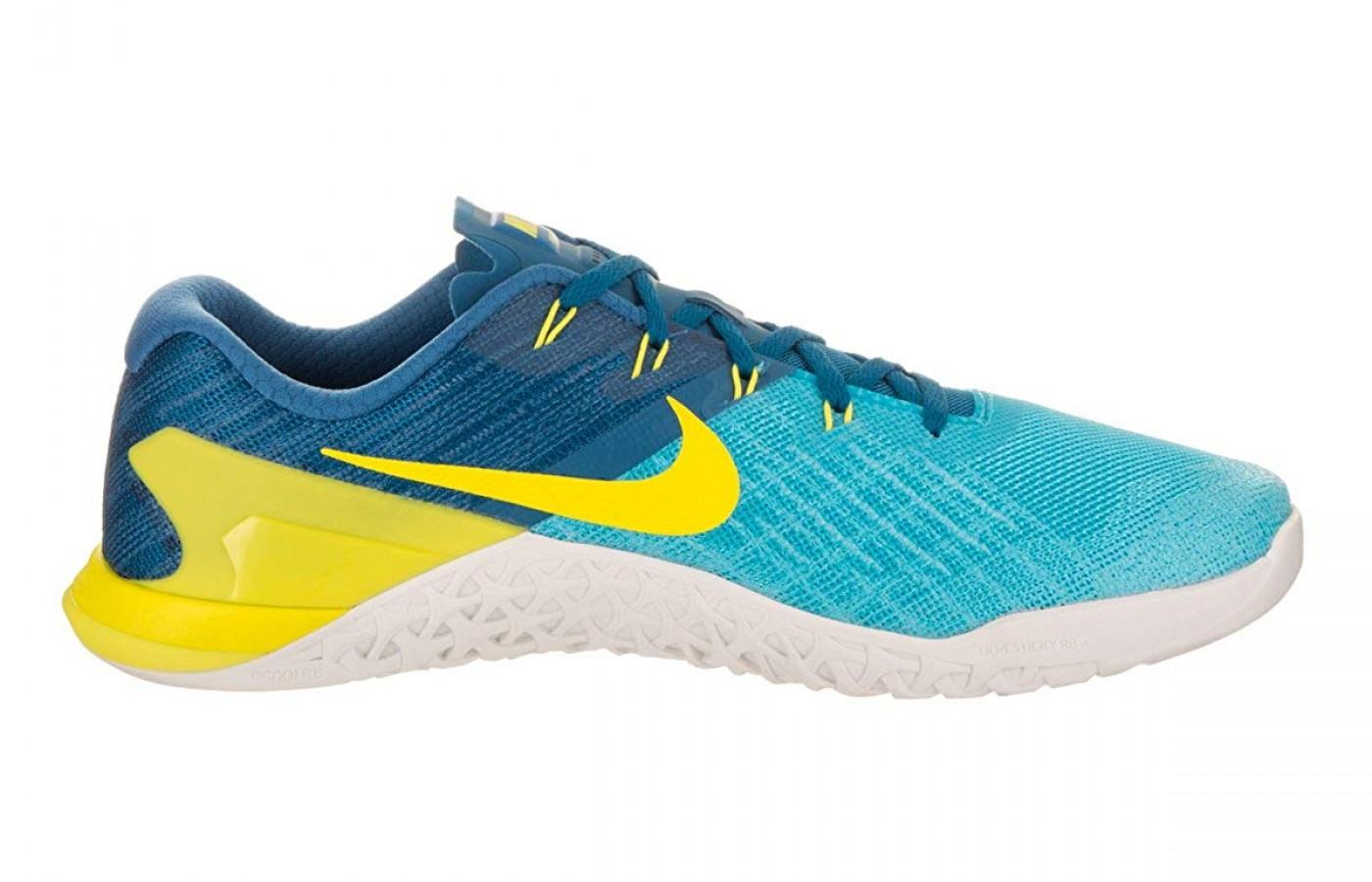 Nike Metcon Flyknit 3 Outsole