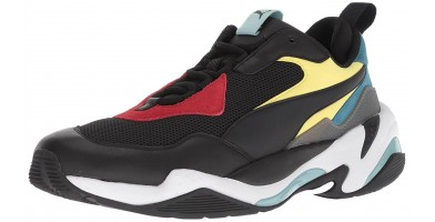 An In Depth review of teh Puma Thunder Spectra in 2019