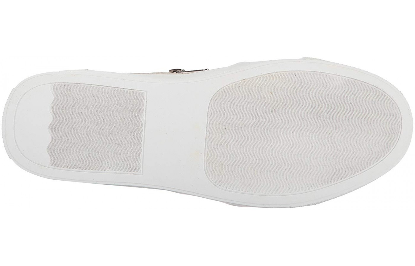 Light traction on flexible, durable soles make this easy to step out in.
