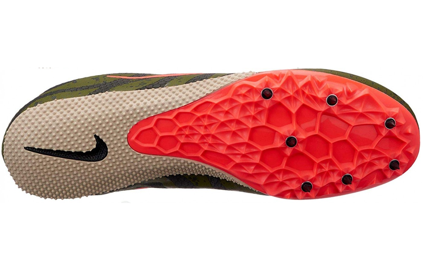 Nike Zoom Rival Sole