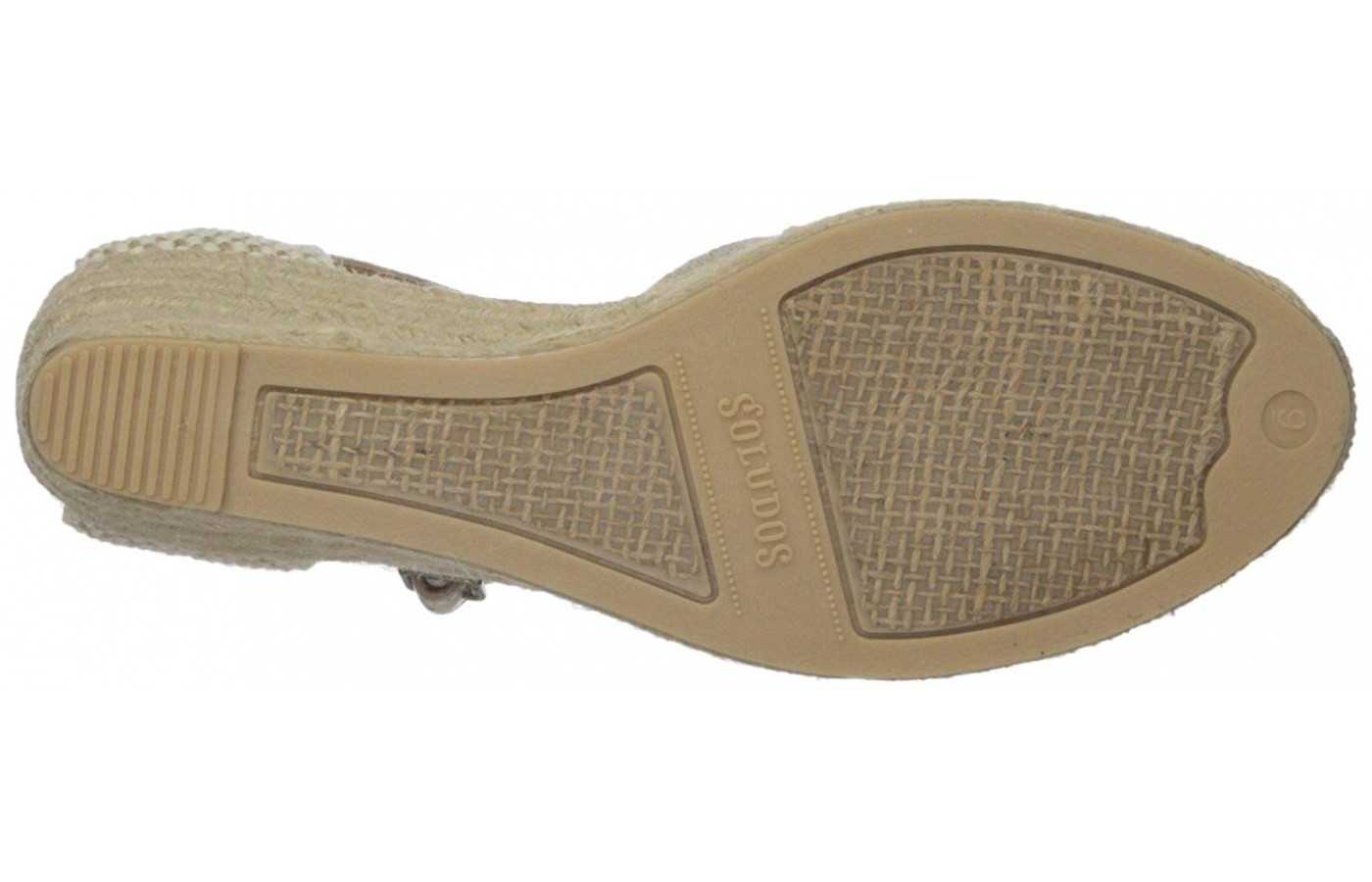 Soludos Closed-Toe Sole