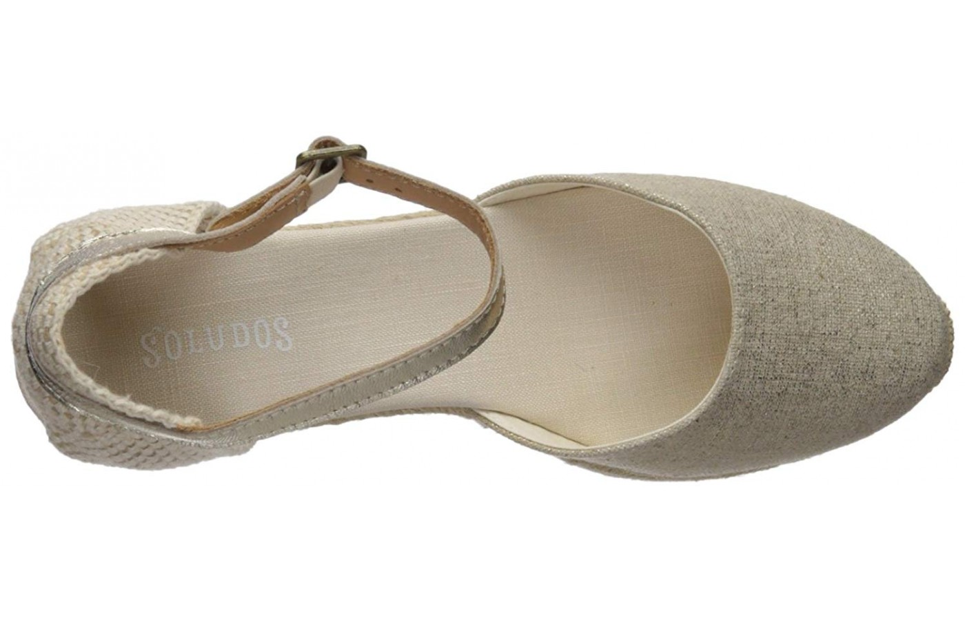 Soludos Closed-Toe Upper