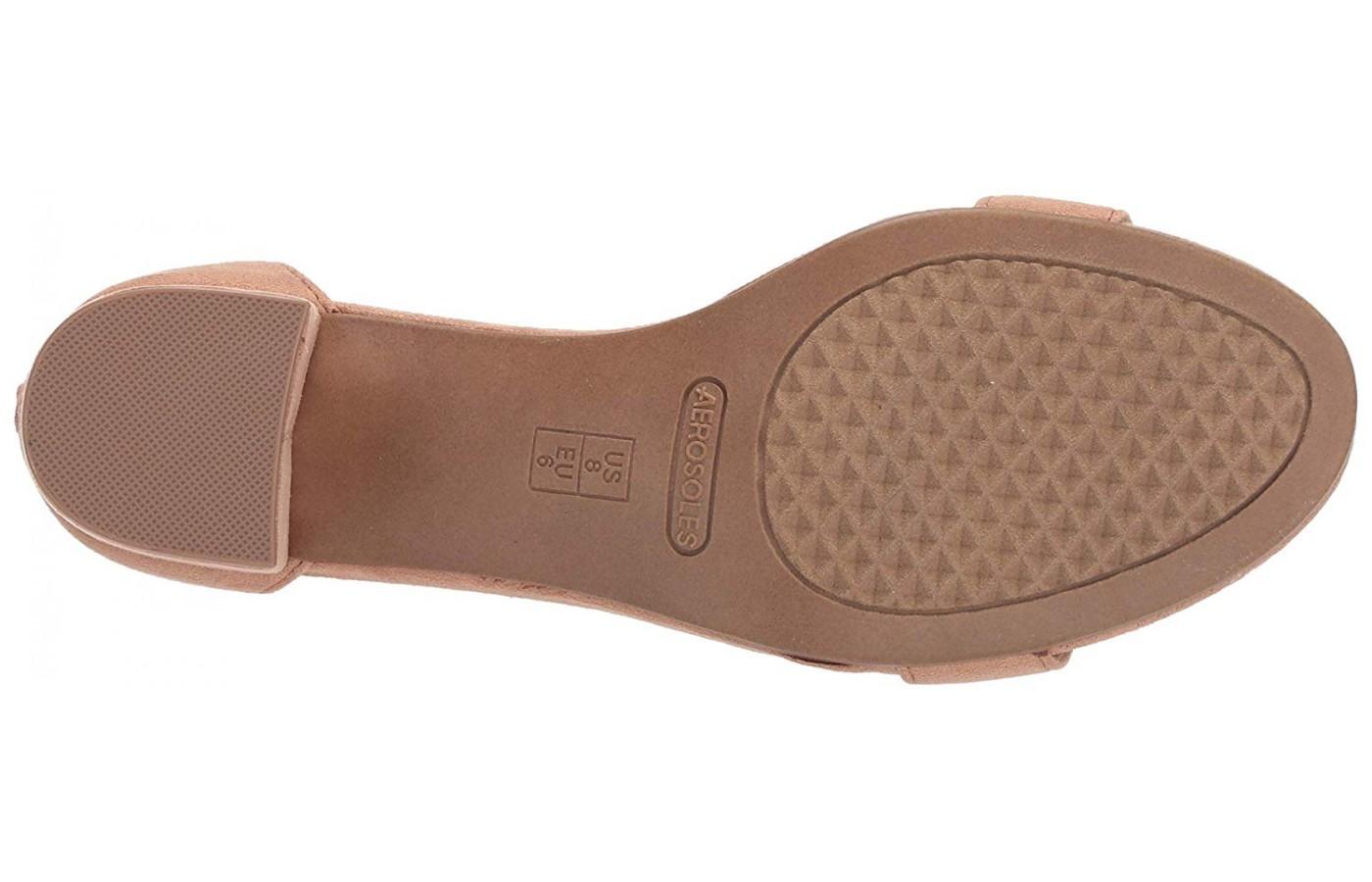 Aerosoles Martha Stewart Mid Year diamond pattern sole