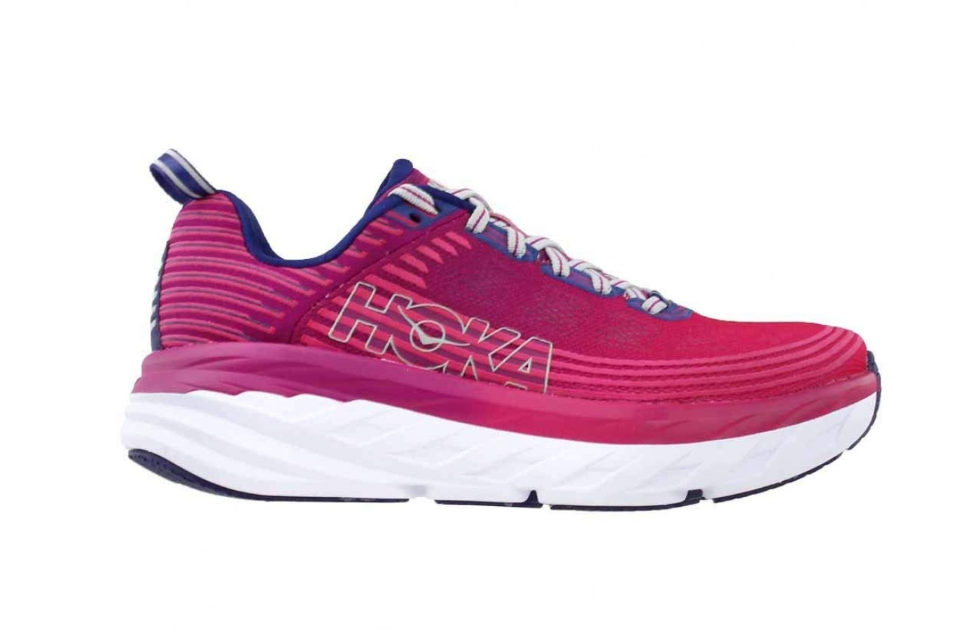 Hoka One One Bondi 6 side