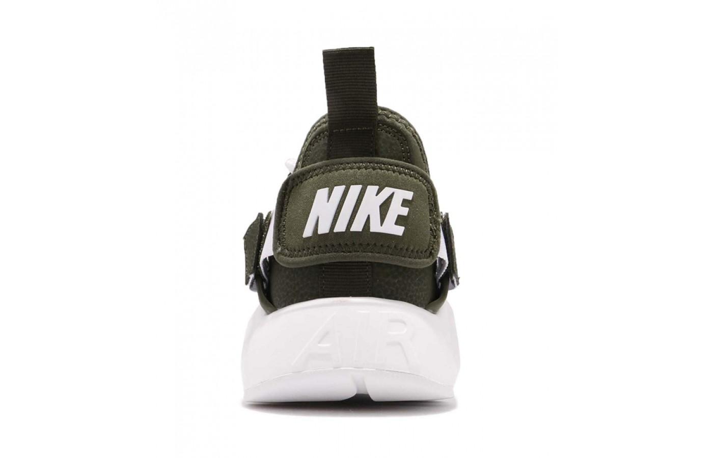 Nike Air Huarache City Low  back