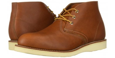 An in depth review of the Red Wing Heritage Work Chukka in 2019