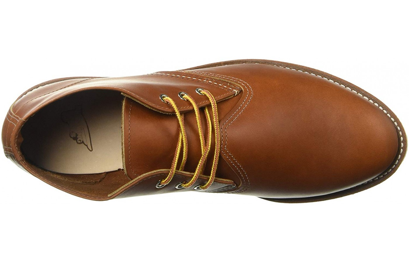 Red Wing Heritage Work Chukka Top View
