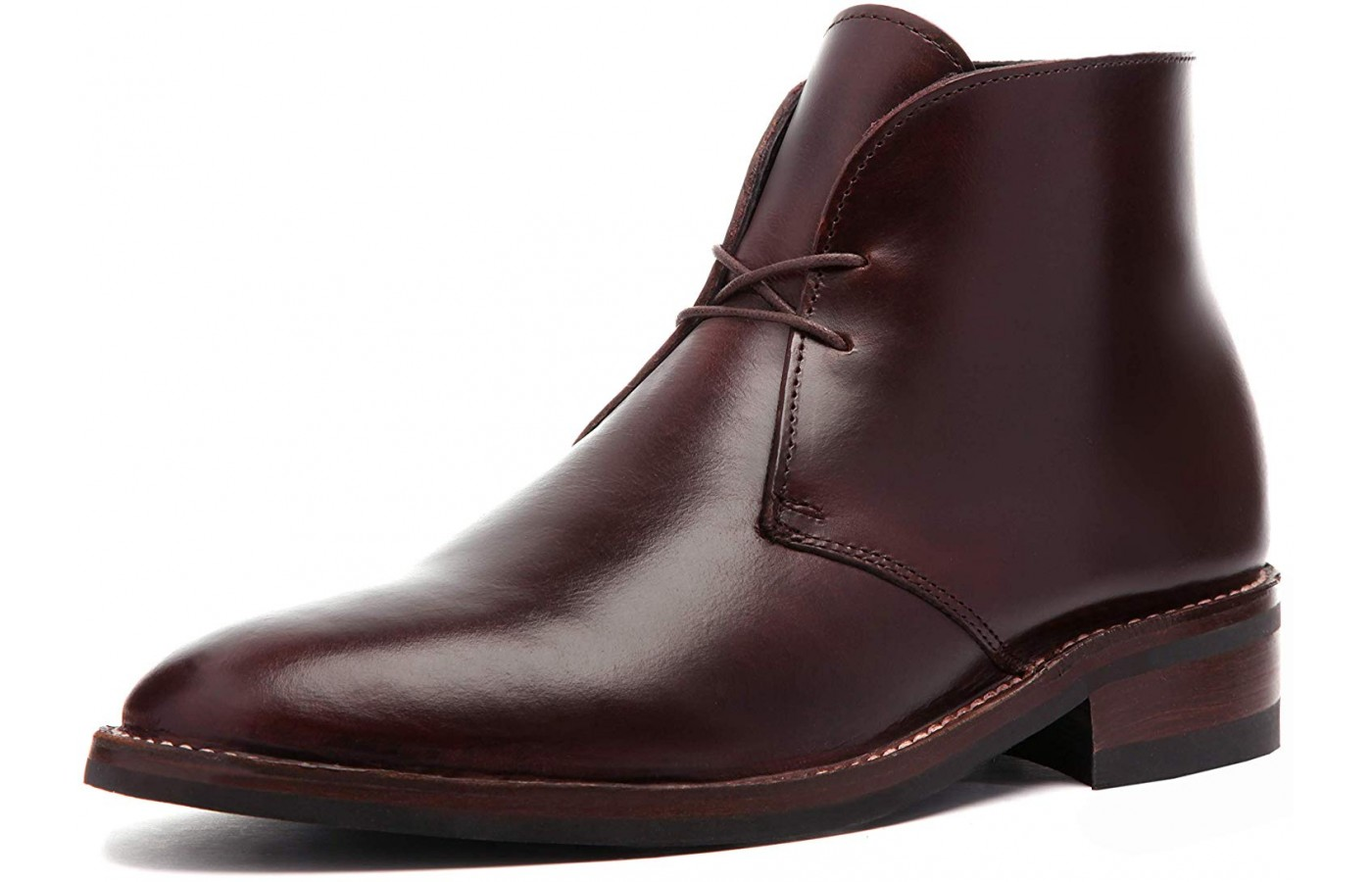 Thursday Boot Company Scout Chukka Angled View