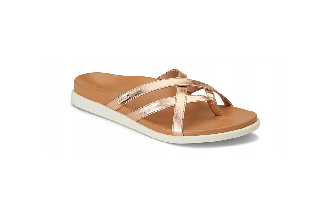 Vionic Palm Daisy sandal right side