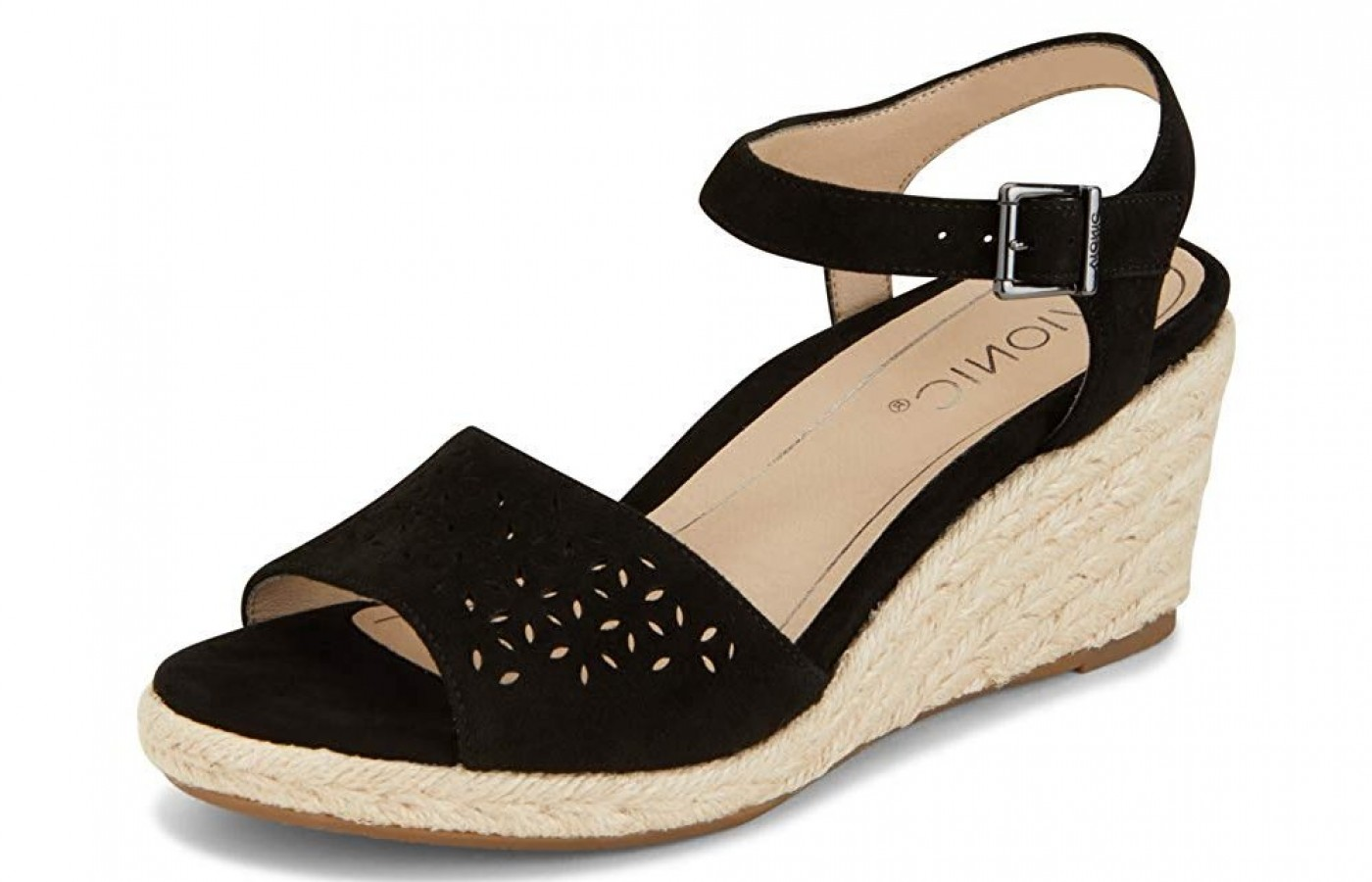 Vionic Tulum Ariel is a stylish wedge sandal