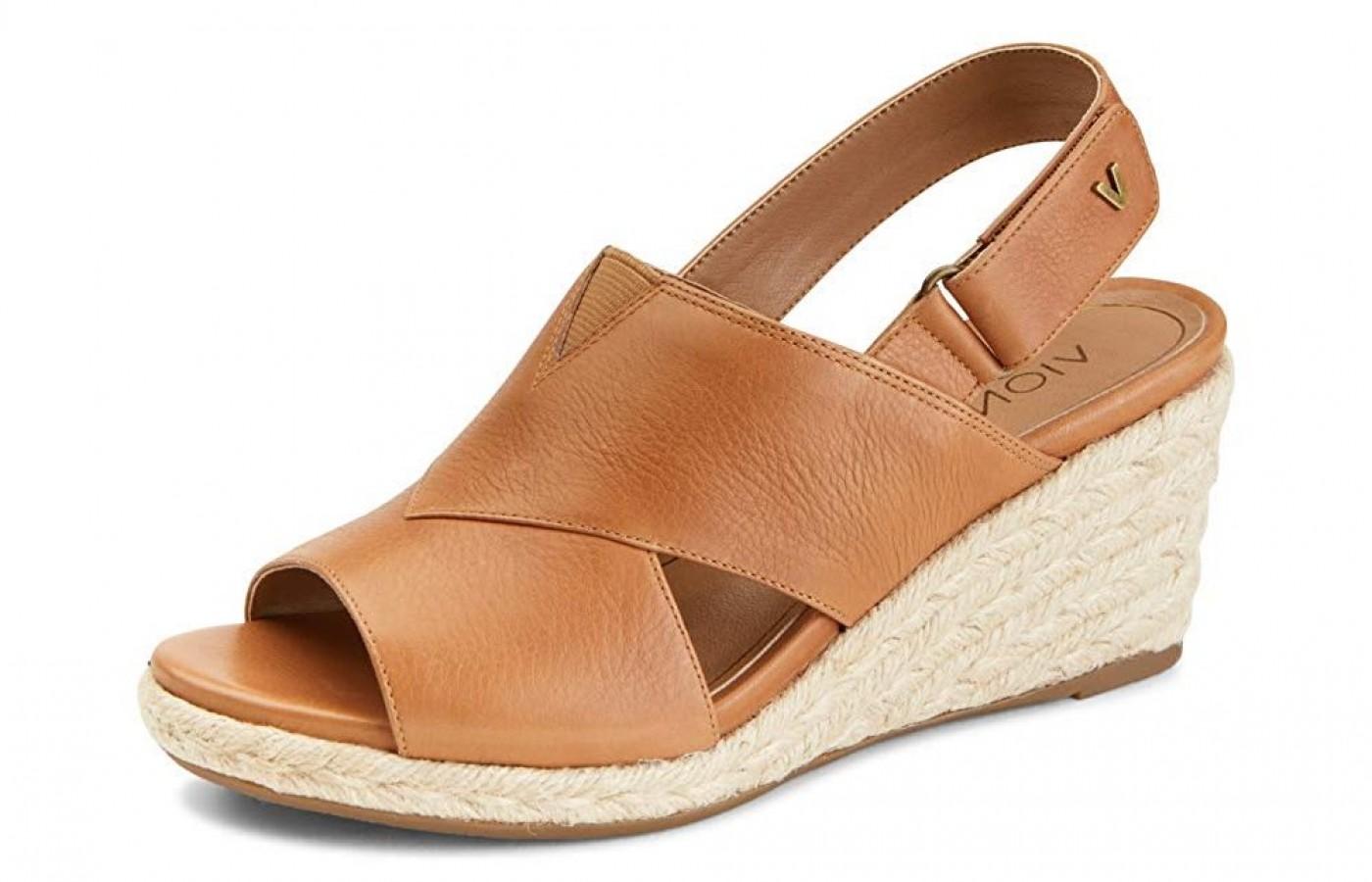 Vionic Tulum Zamar wedge sandal
