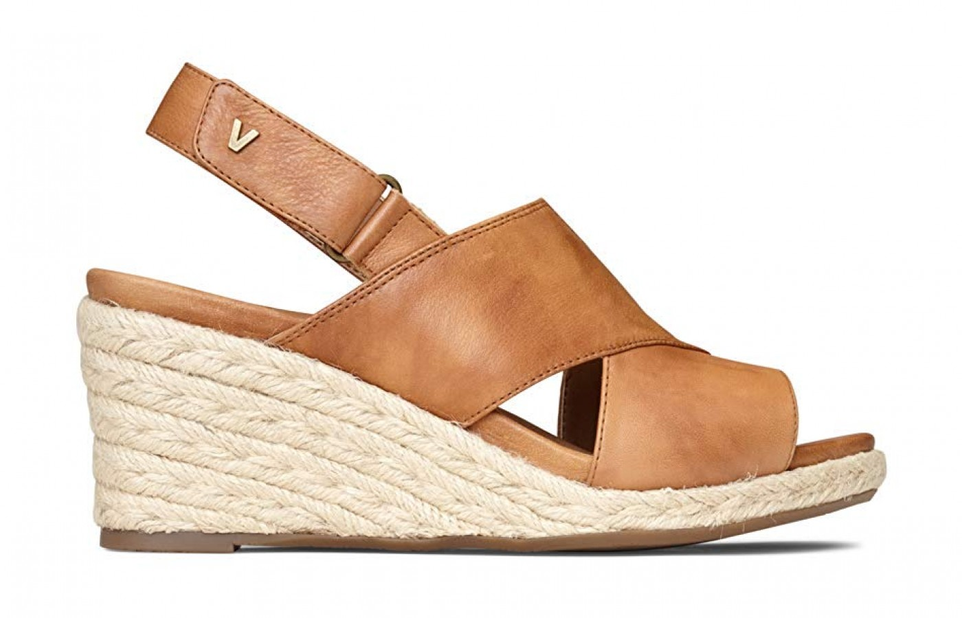 Vionic Tulum Zamar wedge sandal is super stylish